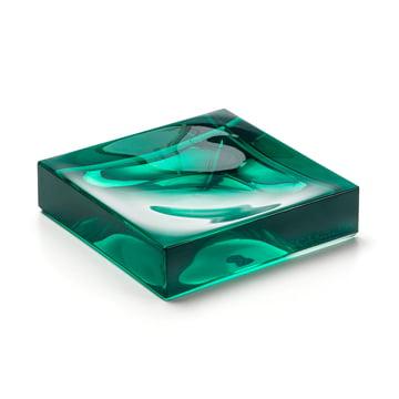 Kartell - Seifenschale, transparent grün