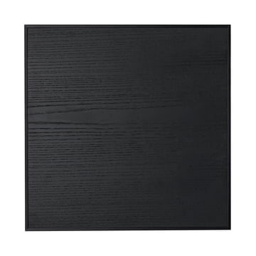 Remind Message Board 42 x 42 cm von by Lassen in Schwarz
