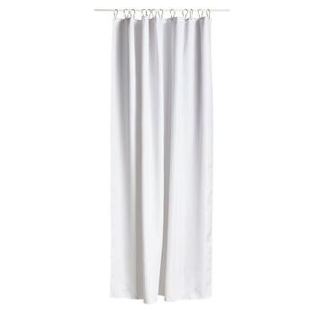 Der Zone Denmark - Lux Duschvorhang in weiß