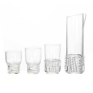 Die Kartell - Trama Drink Karaffe und Gläser