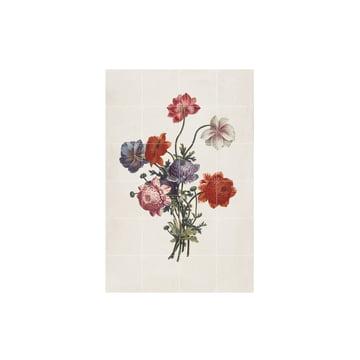 Anemonenstrauß (Ruotte) 80 x 120 cm von IXXI