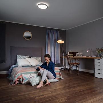 Die Osram - Silara Remote LED Deckenleuchte
