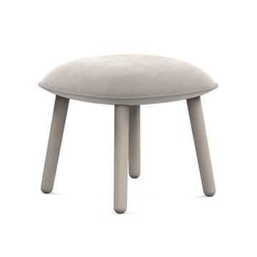 Der Normann Copenhagen - Ace Footstool Velour in beige