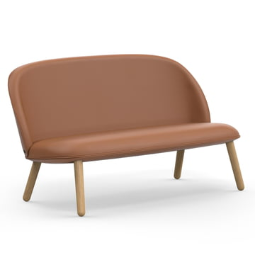Das Normann Copenhagen - Ace Sofa Tango Leather, brandy