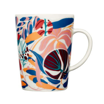 Der Iittala - Graphics Becher, 0.4 l, Distortion