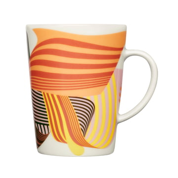 Der Iittala - Graphics Becher, 0.4 l, Solid Waves