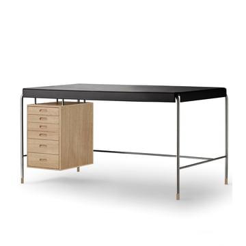 Schreibtisch Eiche geölt 140x70 cm | Modernes Design