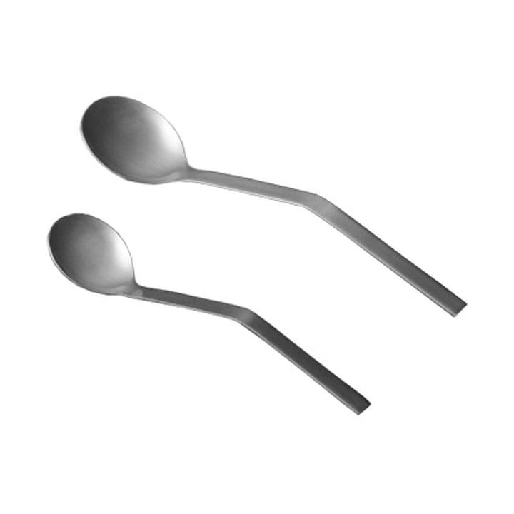 mono-a Marmeladenlöffel und Senflöffel von Mono