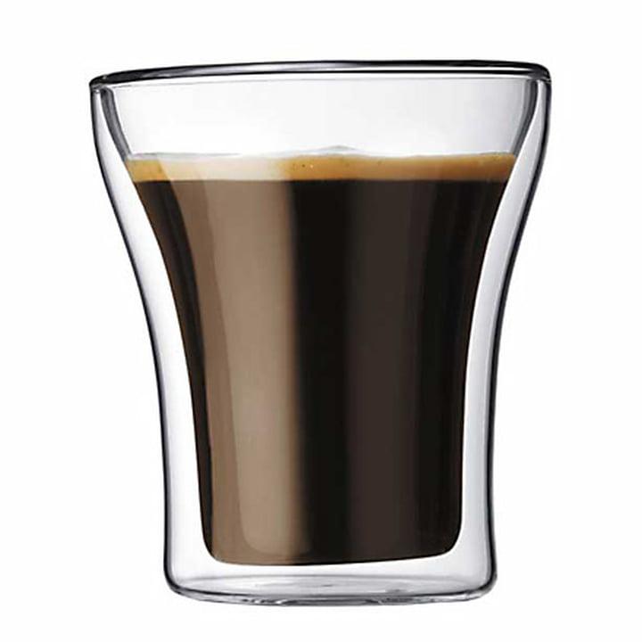 Bodum Assam, doppelwandiges Trinkglas 2.2 dl