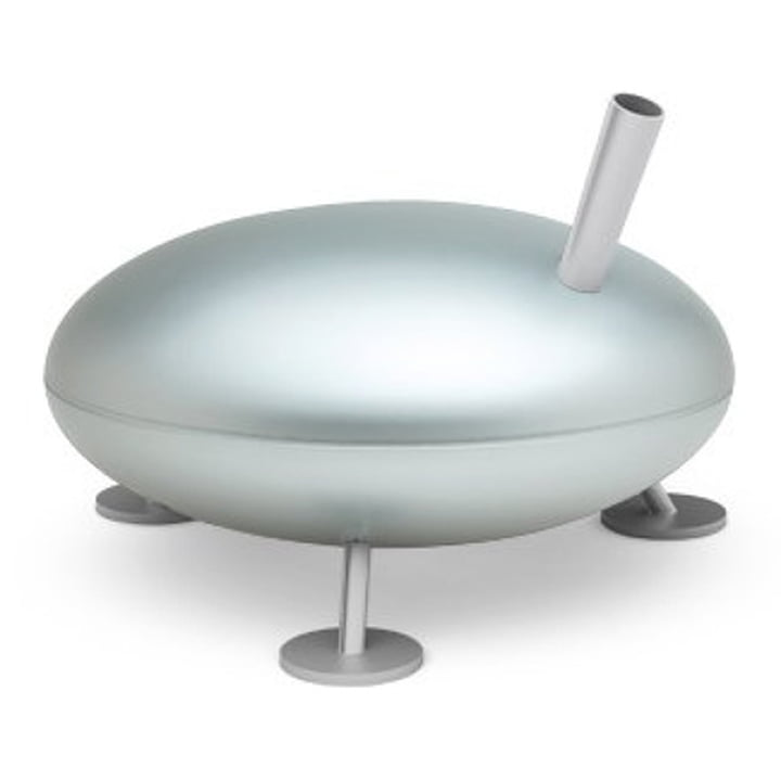 Fred - Luftbefeuchter (silber)