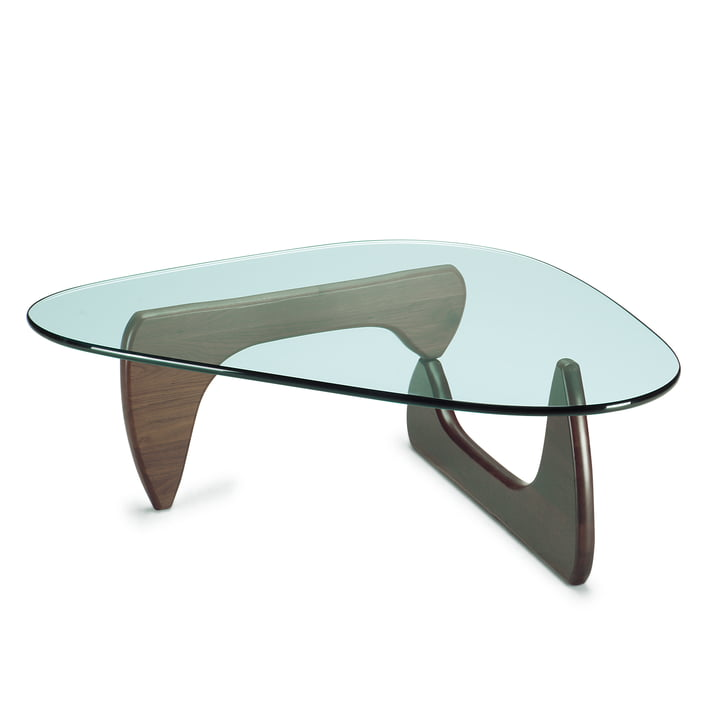 Vitra - Coffee Table aus Nussbaum