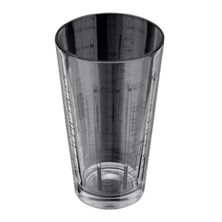 Carl Mertens - Rührglas mit Rezepten