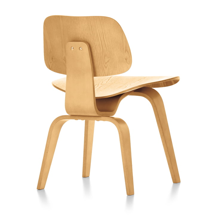 Vitra - Plywood Group DCW, Esche natur