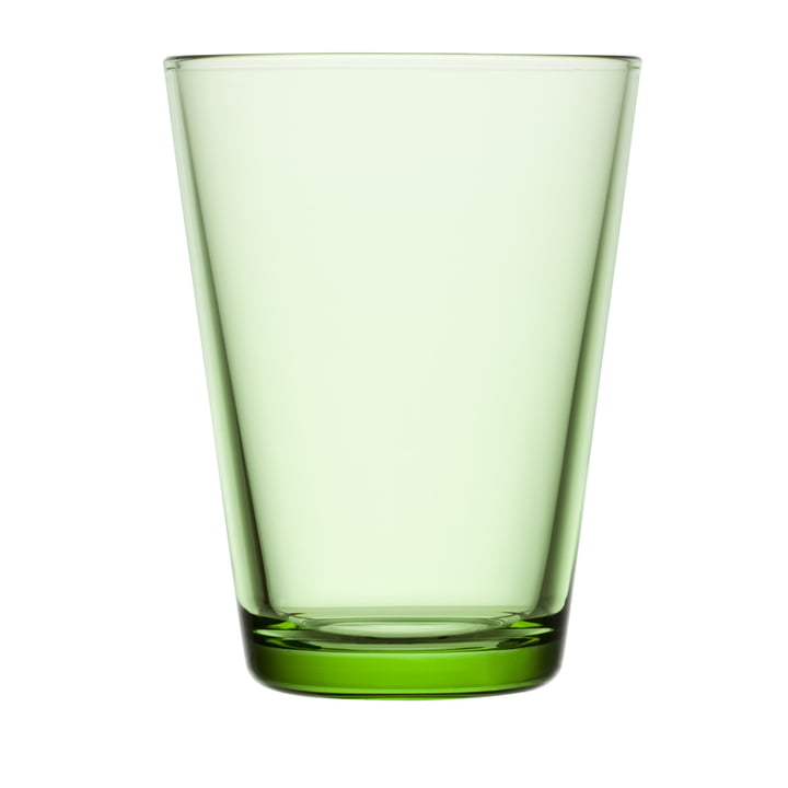Iittala - Kartio Trinkglas 40 cl, apfelgrün