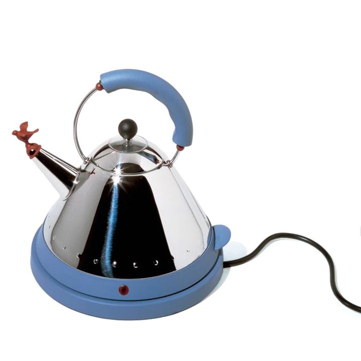 Alessi MG32 AZ - elektrischer Wasserkessel
