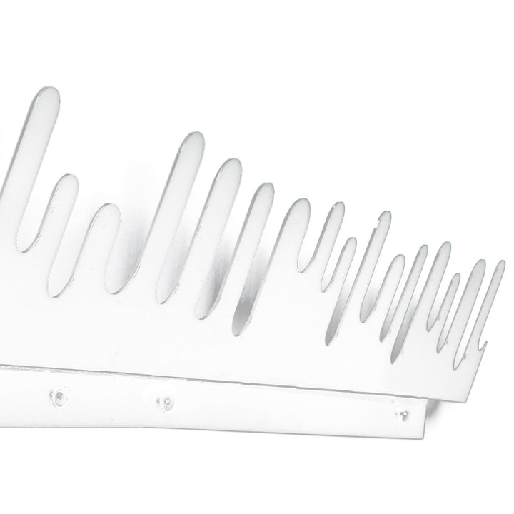 Wave Hanger - Garderobe, weiss, 2er-Set