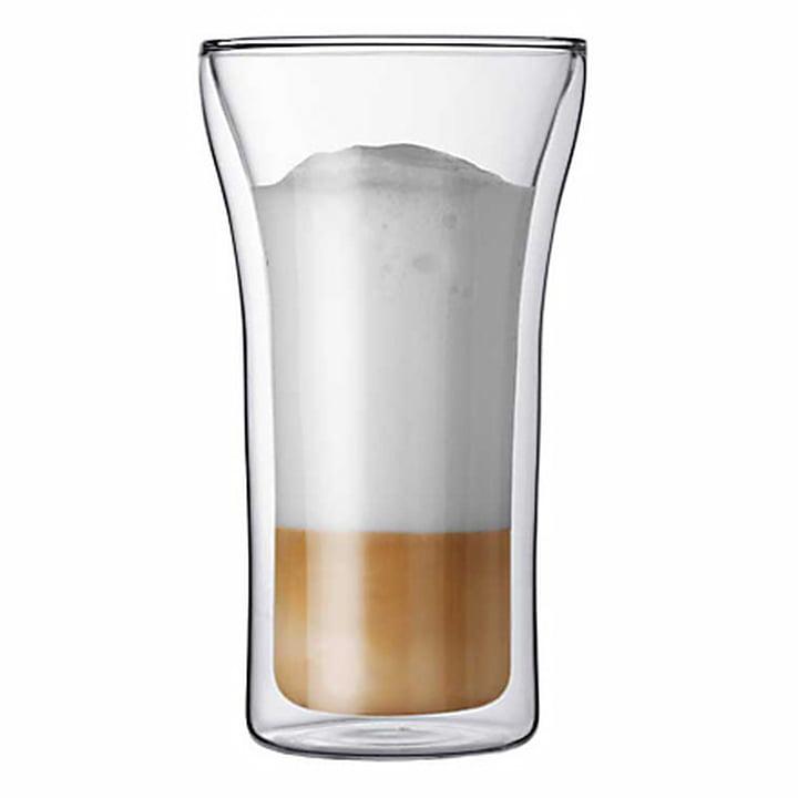 Bodum Assam, doppelwandiges Trinkglas 4.0 dl