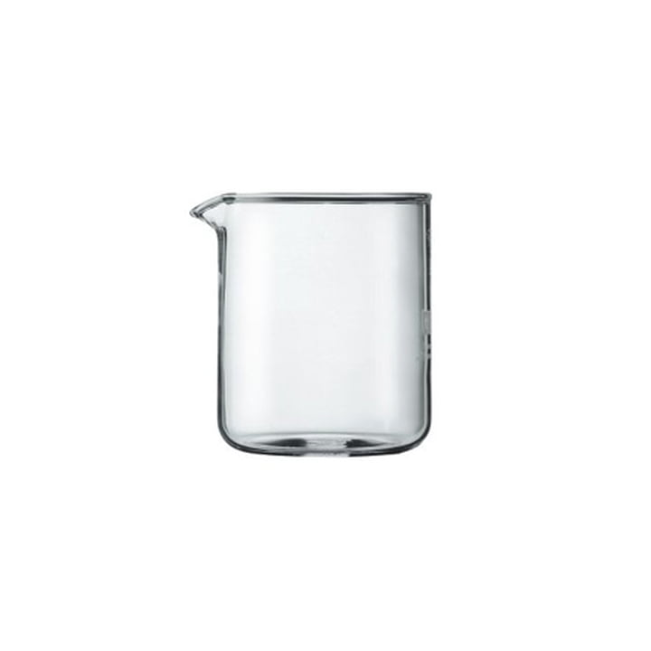 Ersatzglas zu Kaffeebereiter 4 Tassen von Bodum
