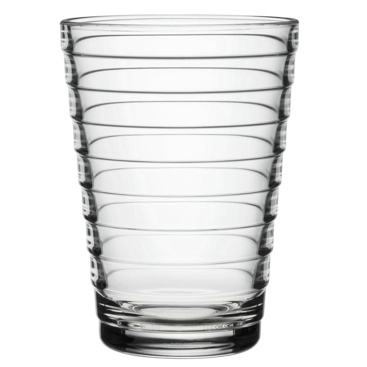 Aino Aalto Longdrinkglas 33 cl von Iittala in klar