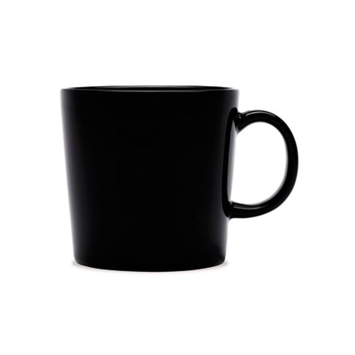 Teema Becher mit Henkel 0,3 l von Iittala in Schwarz