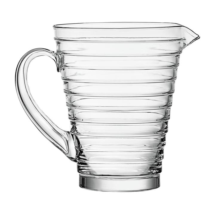 Iittala Aino Aalto Glaskrug 120cl, klar