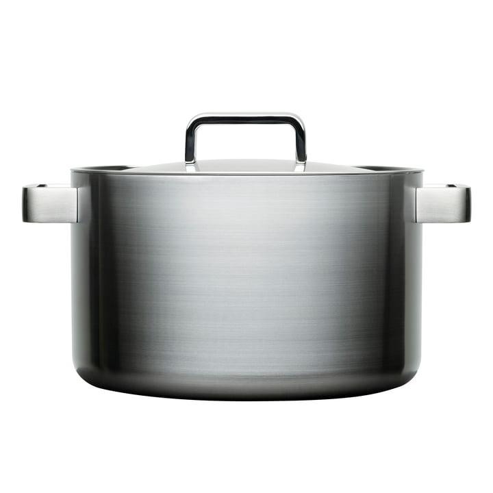 Iittala - Tools Topf mit Deckel, 26 cm