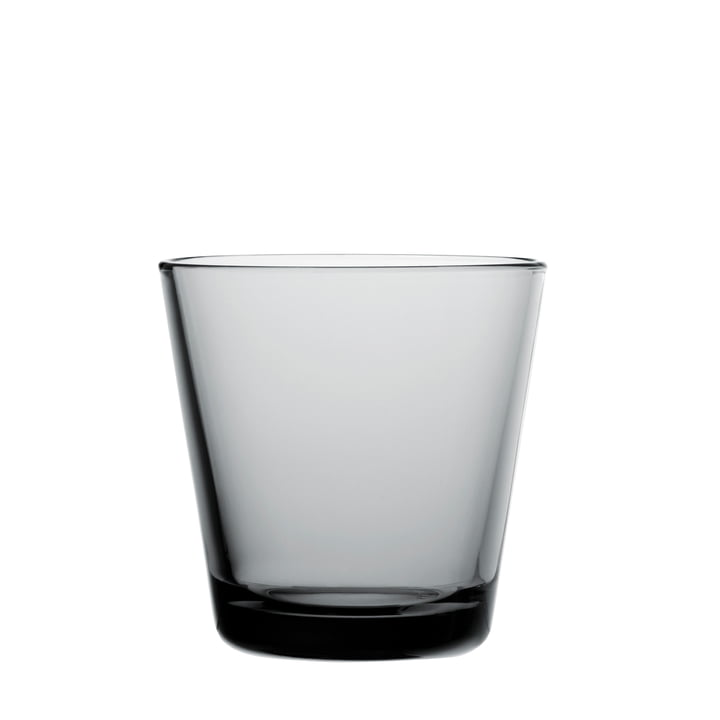 Iittala - Kartio Trinkglas 21 cl, grau