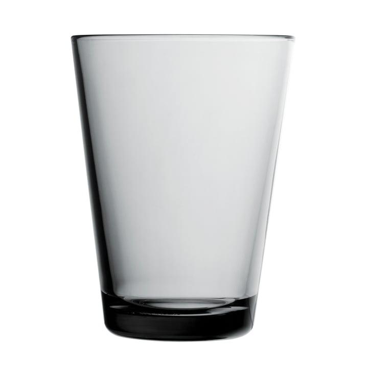 Iittala - Kartio Trinkglas 40 cl, grau