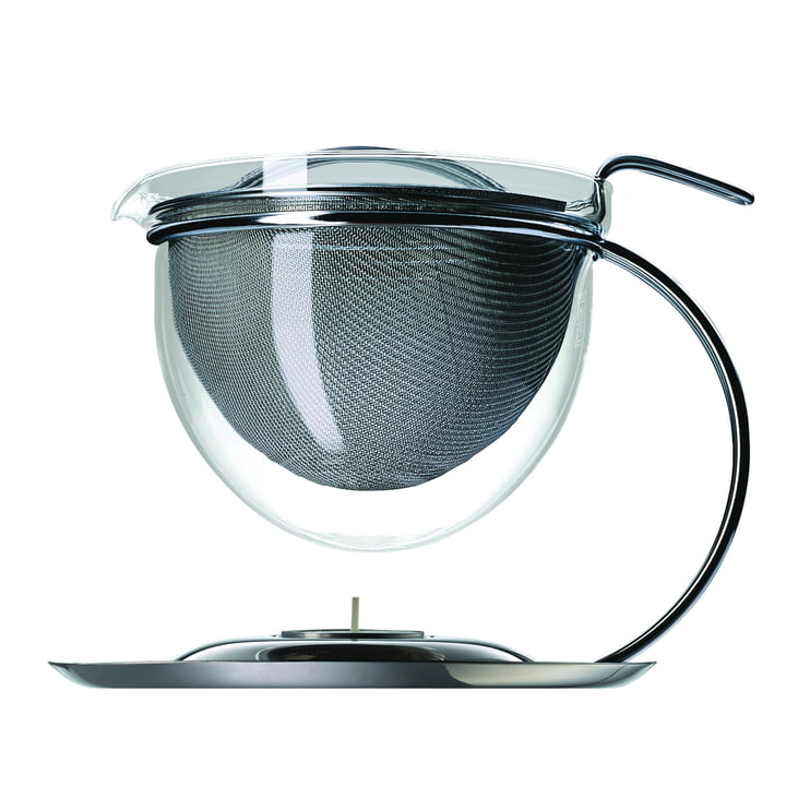 mono filio Teekanne mit integriertem Stövchen