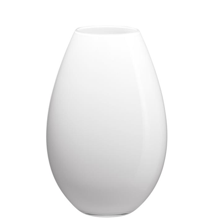 Holmegaard - Cocoon Vase, 26 cm, opal