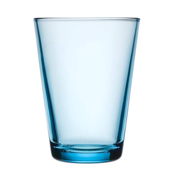 Iittala - Kartio Trinkglas 40 cl, hellblau