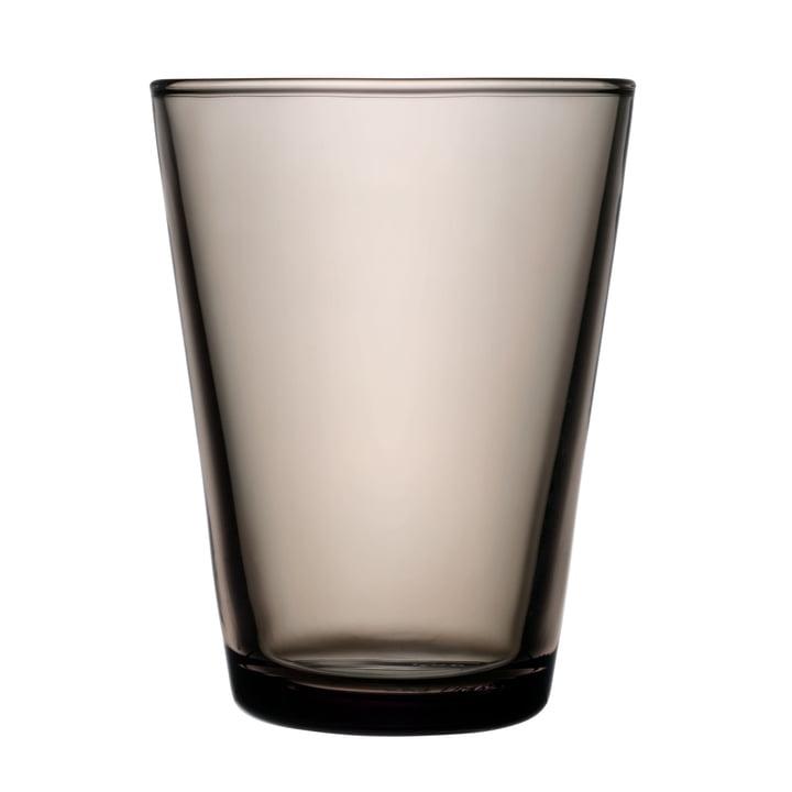 Iittala - Kartio Trinkglas 40 cl, sand