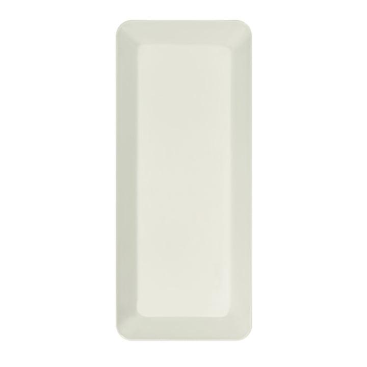 Teema Servierplatte 16 x 37cm von Iittala in Weiß