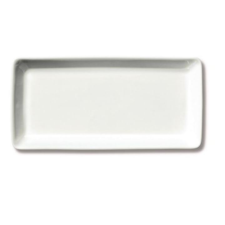 Teema Servierplatte 24 x 32 cm von Iittala in Weiß