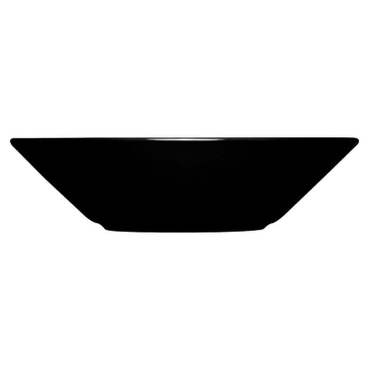 Teema Schale / Teller tief, Ø 21 cm von Iittala in Schwarz