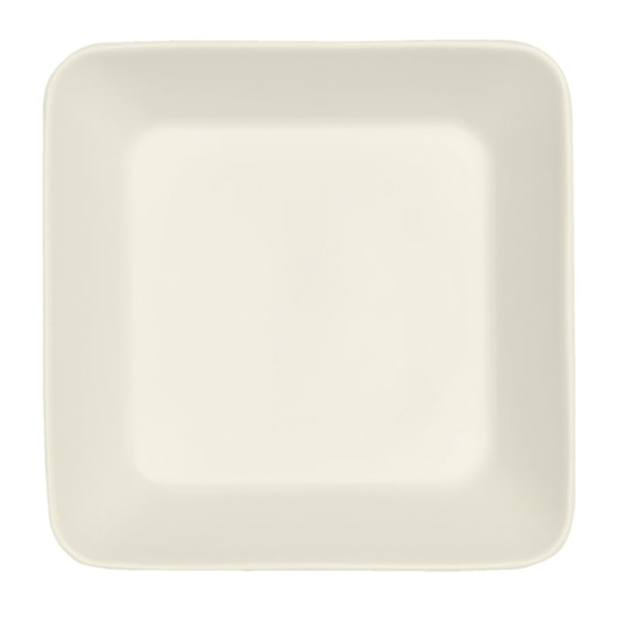 Teema Schale 16 x 16 cm von Iittala in Weiß
