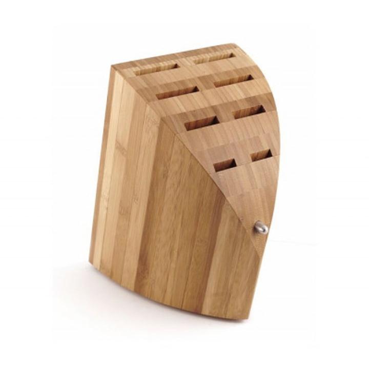 P-13 Chroma Type301 - Holzmesserblock Bambus