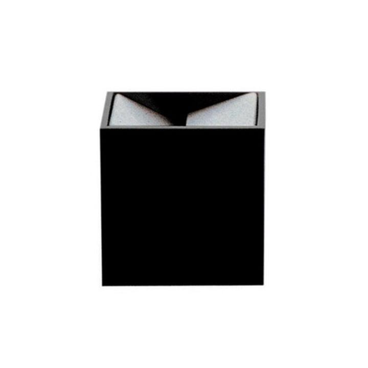 Danese Cubo - klein, schwarz