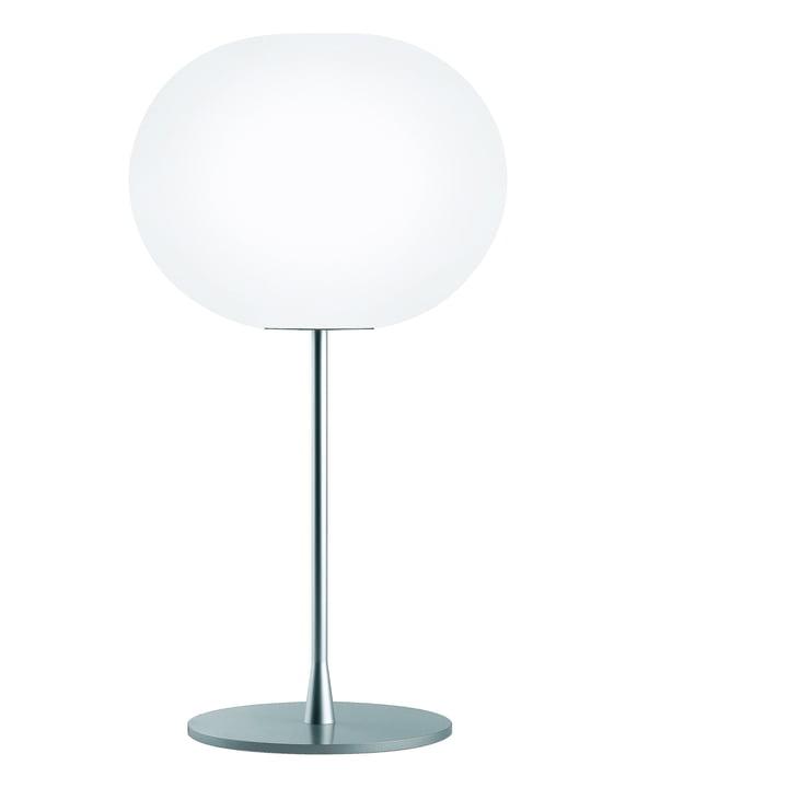 Glo-Ball T 2, silber matt