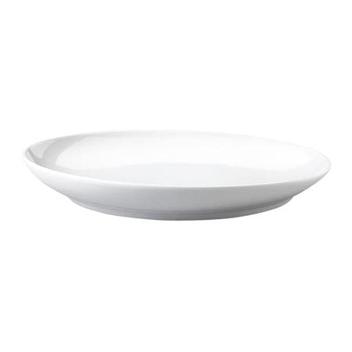 Five Senses Frühstücksteller Ø 22 cm von Kahla in Weiß