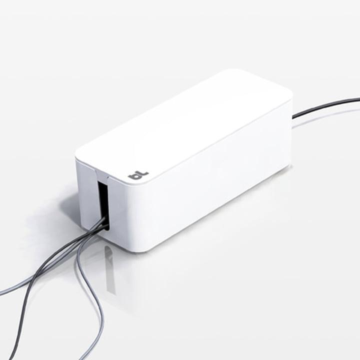 BlueLounge - CableBox Box für Kabel in Weiß