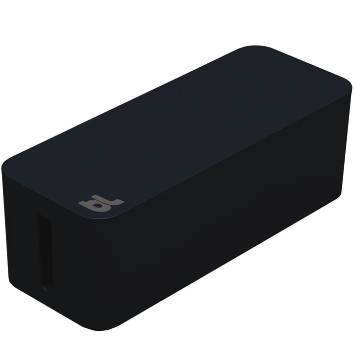 CableBox von Bluelounge in Schwarz