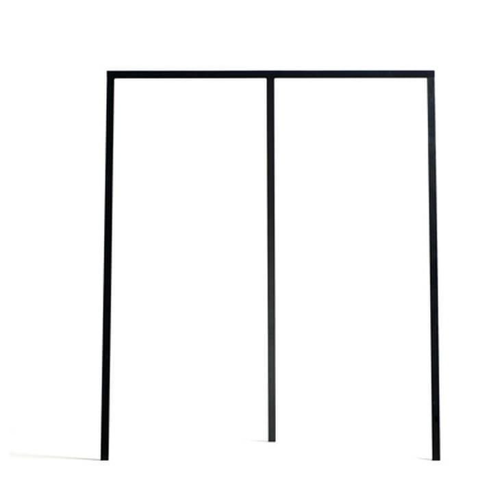 Hay Loop Stand Wardrobe (groß), schwarz