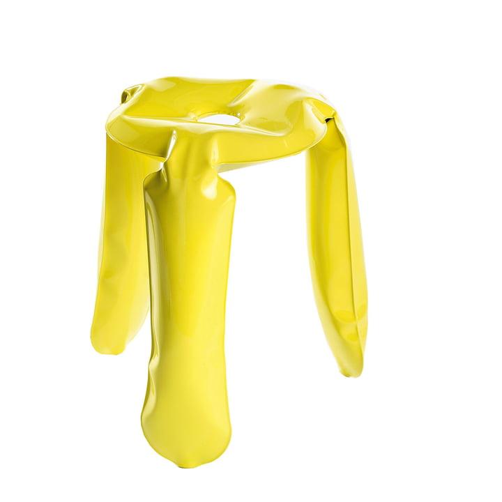 Hay Plopp Hocker gelb