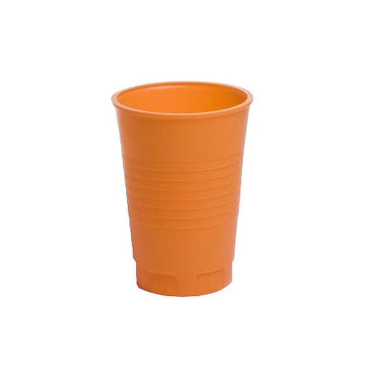 Qoffee Stool, orange