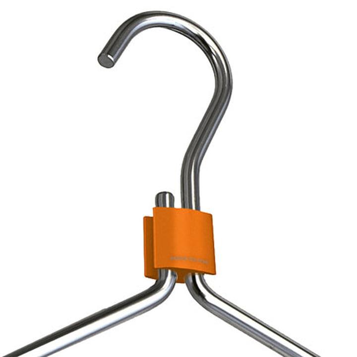 Kleiderbügel, orange