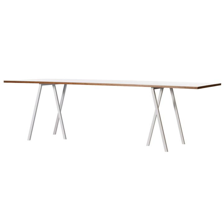 Ersatzplatte für Loop Stand Frame Tischböcken von Hay