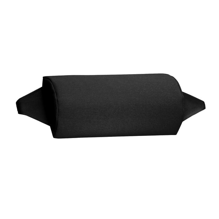Nackenrolle in schwarz von Fiam