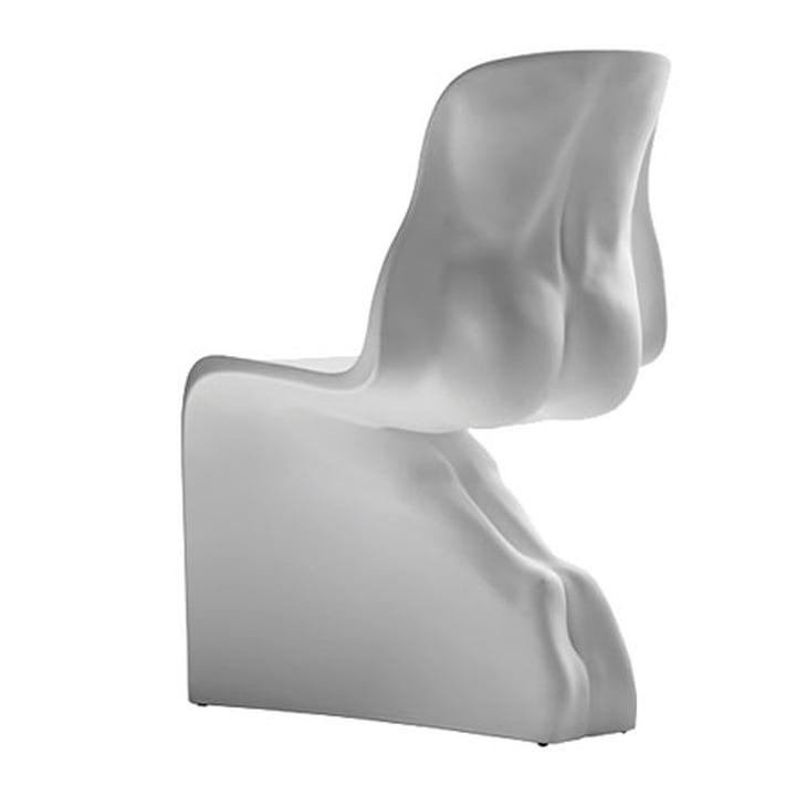 HIM Stuhl von Casamania in Weiß matt