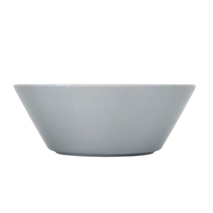 Teema Schale / Teller tief Ø 15 cm von Iittala in Perlgrau
